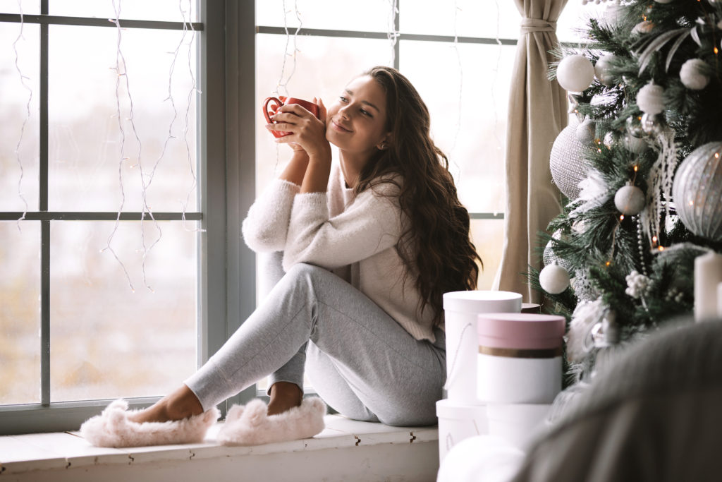 Bye stress! How to stay positive & stress-free this Christmas