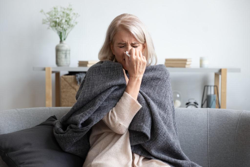 5 symptoms of a weak immune system