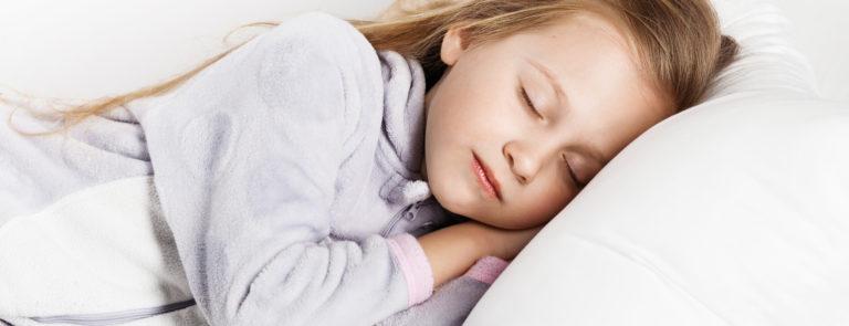How much sleep do children need?