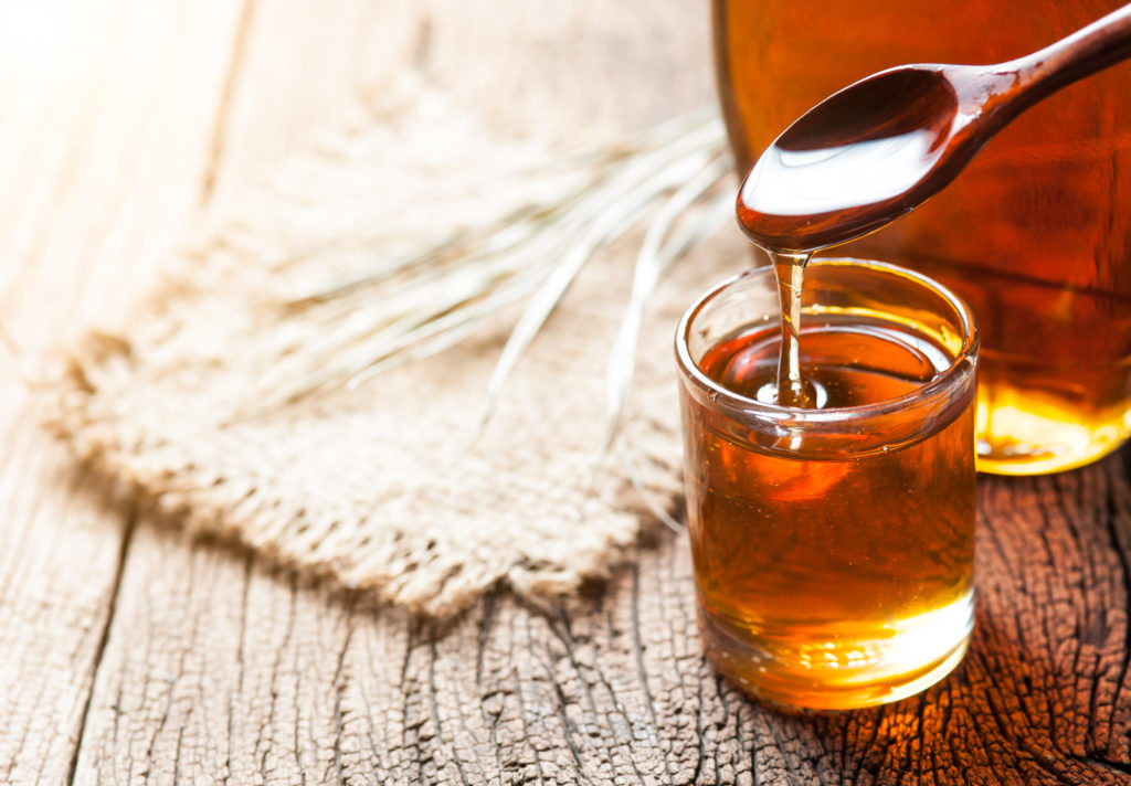 Maple syrup & other vegan honey alternatives