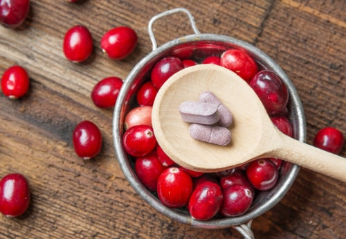 Cranberry tablets benefits