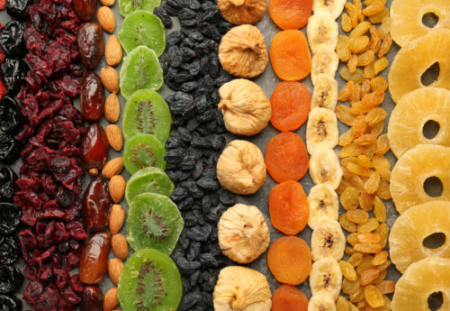 Dried fruits benefits