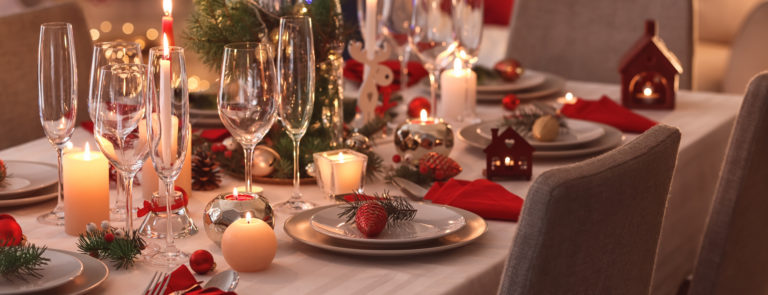 How to have the tastiest free-from Christmas dinner