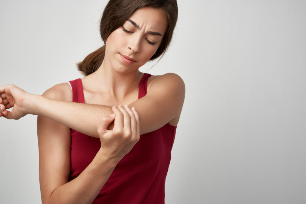 Possible causes of elbow pain