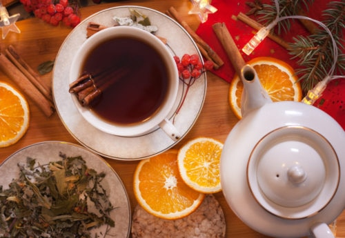 Christmas teas to make you feel festive