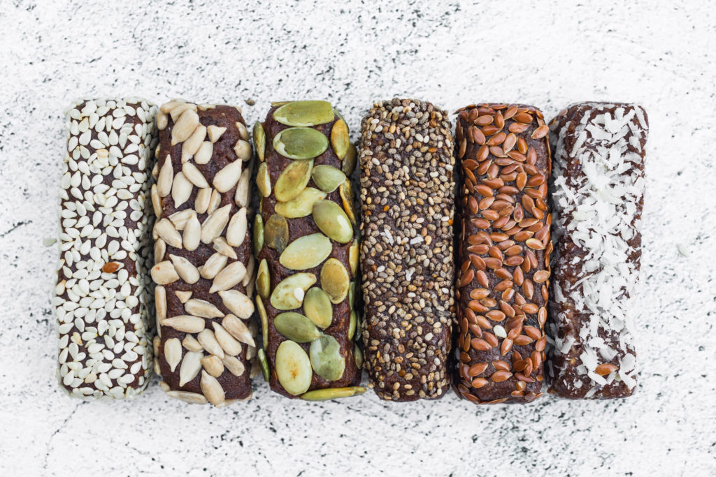 5 best vegan snacks high in protein