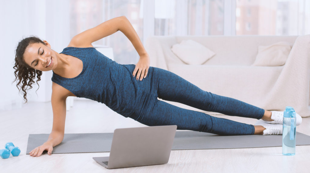 Best core exercises to do at home