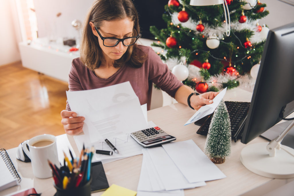 How to deal with stress at Christmas