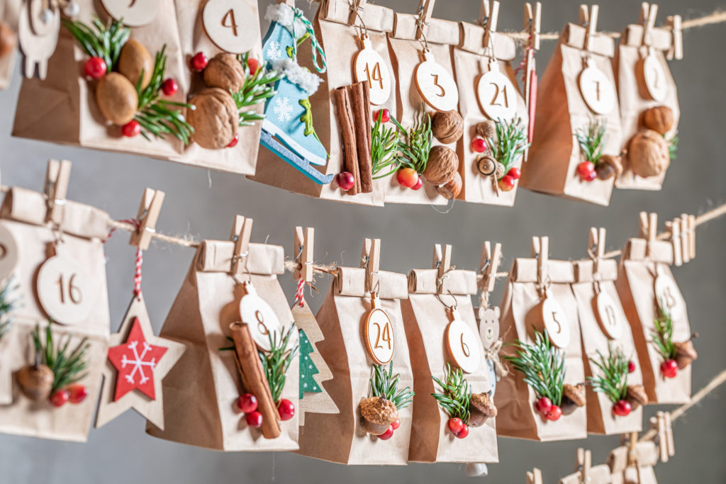How to make your own Advent calendar