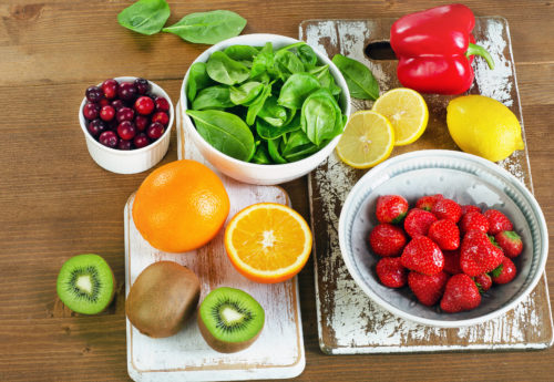 9 of the best vitamin C fruits and veg