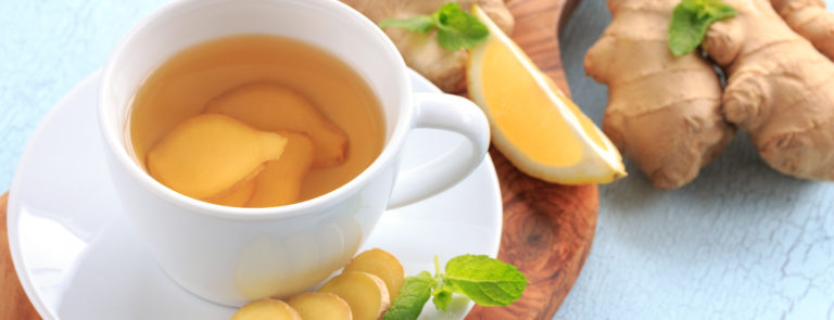 Ginger tea recipe: How to make ginger tea at home