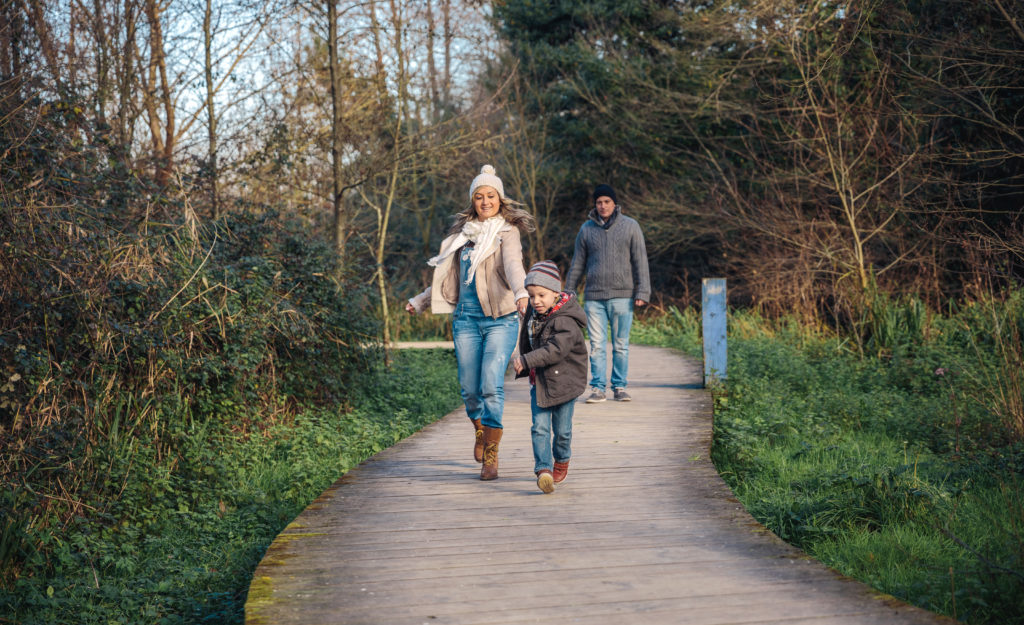 3 benefits of walking