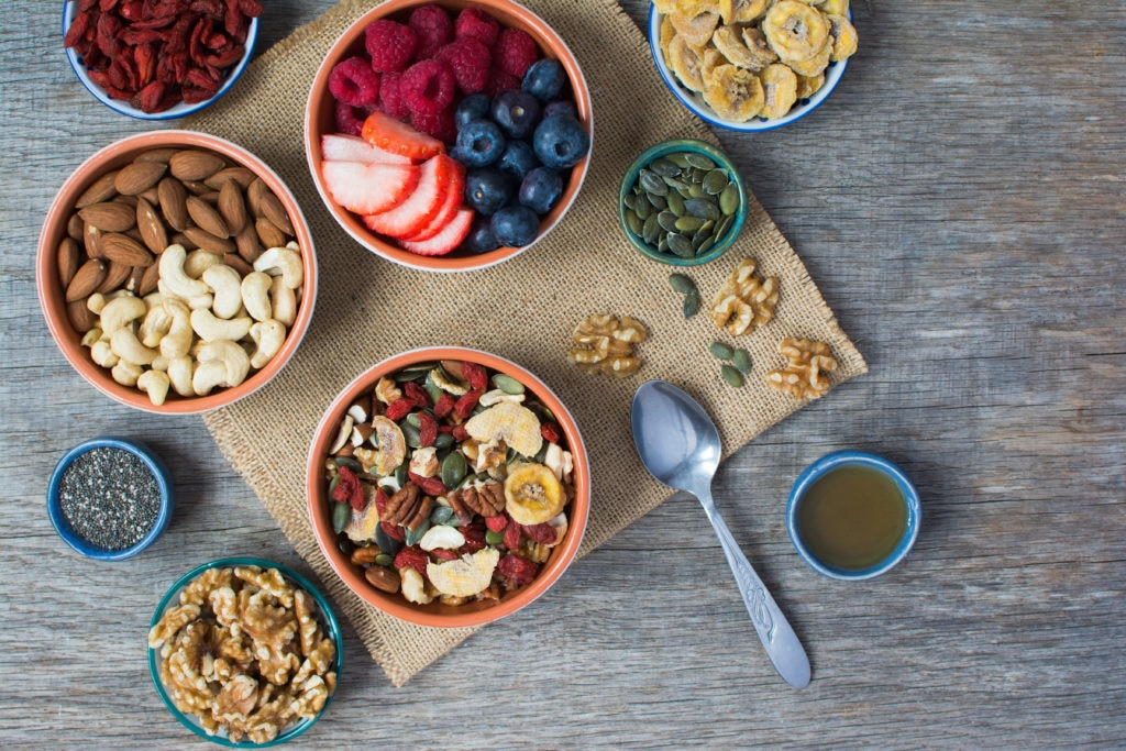 The 8 best foods for boosting metabolism
