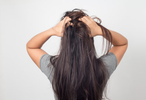 Reasons why you might have an itchy scalp