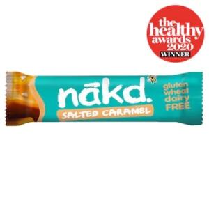Nakd Salted Caramel Fruit & Nut Bar