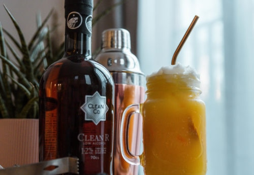 3 delicious mocktails using CleanCo
